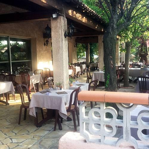 Le Clos - Restaurant Gémenos